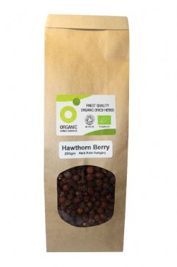 Organic Hawthorn Berry 250gm